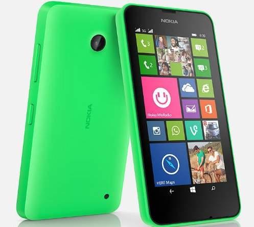 Nokia Lumia 530 Dual SIM Plus Nokia Drive +