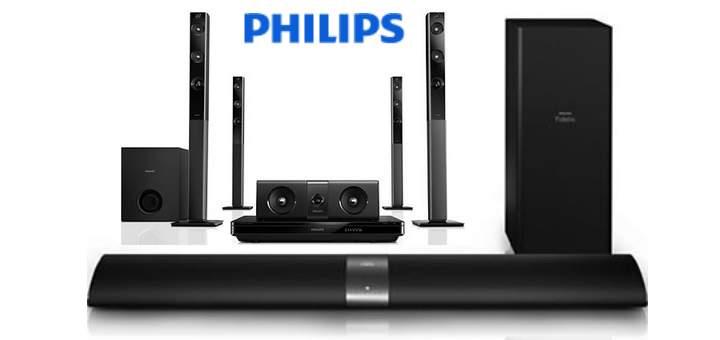 Philips Pamerkan Produk Audio Terbaru 2014