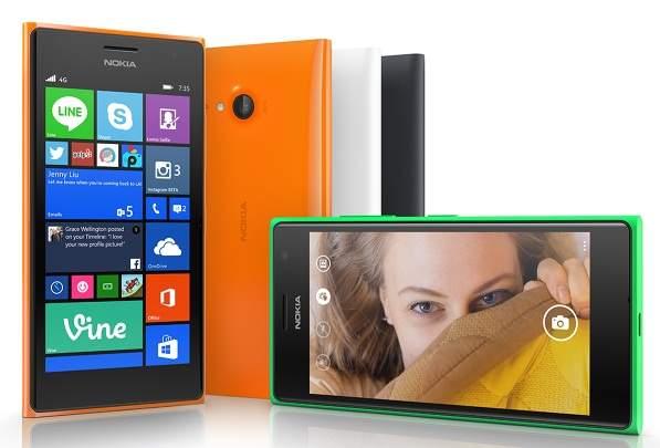 Lumia 730 dan Lumia 735, Ponsel Selfie Windows 8.1 Microsft Dibanderol Rp3 Jutaan