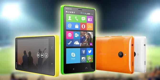 Inilah Fitur, Spesifikasi, dan Harga Nokia X2 Android