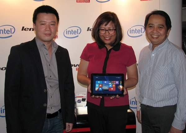 Lenovo Tablet ThinkPad 10 Diluncurkan di Indonesia Harga Rp9 Jutaan