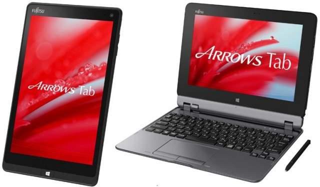 Fujitsu Hadirkan Dua Tablet dengan Sistem Operasi Windows 8.1 Gratis