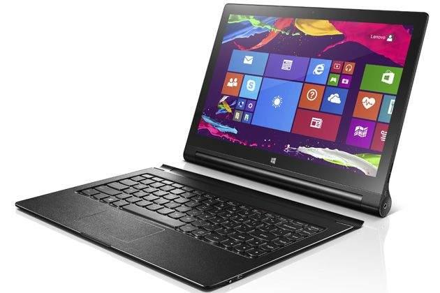 Lenovo Hadirkan Tablet Yoga 2 Terbaru dengan OS Windows 8.1 Harga 8 Jutaan