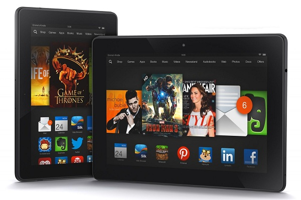 Amazon Fire HD 7, Tablet Quad Core 7 Inci