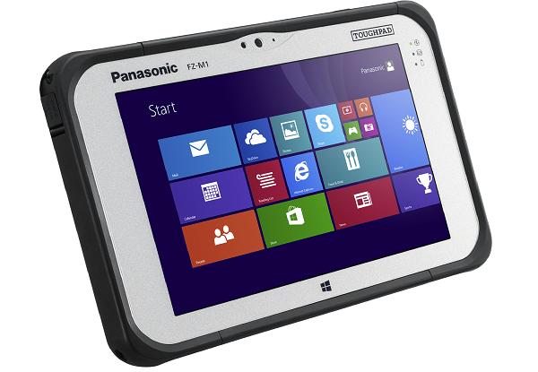 Panasonic Toughpad FZ-M1, Tablet Berprosesor i5 dan Desain Super Tangguh