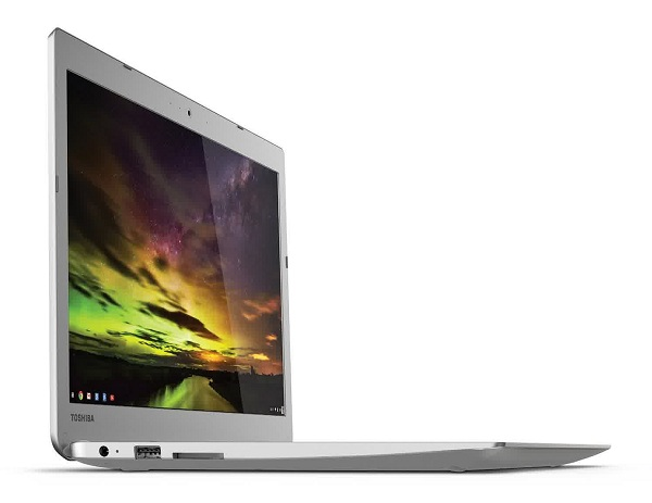 Toshiba CB35-B3340 Chromebook 2, Berlayar 13 Ini Full HD Resolution