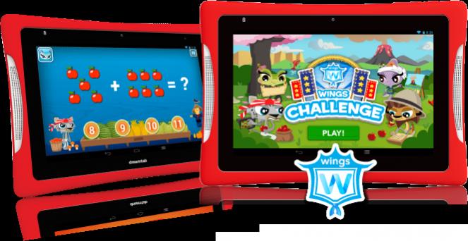 Fuhu's Nabi DreamTab, Tablet 8 Inci Full HD untuk Anak-Anak | Pricebook