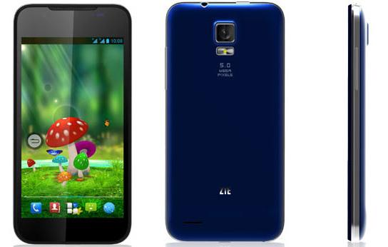 ZTE Kenalkan Tiga Smartphone ZTE Blade Series