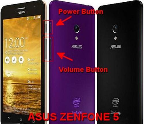 Mengatasi Zenfone 5 Hang, Tidak Ada Respon, dan Layar Menjadi Kotak-Kotak