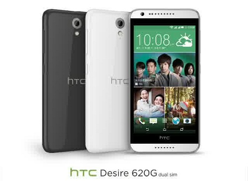 HTC Desire 620G, Octa Core Berbanderol Tak Lebih Dari Rp2 juta.