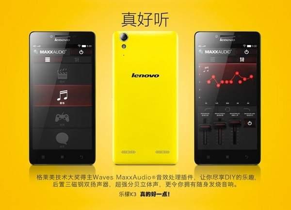 Lenovo K3, Lawan Tangguh Xiaomi Redmi 1S