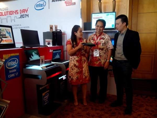 Lenovo Tegaskan Komitmennya Bantu UKM di Lenovo Solutions Day 2014