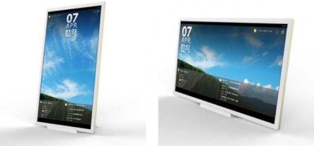 "Toshiba Share Board, Tablet dengan Ukuran Layar ""Raksasa"""