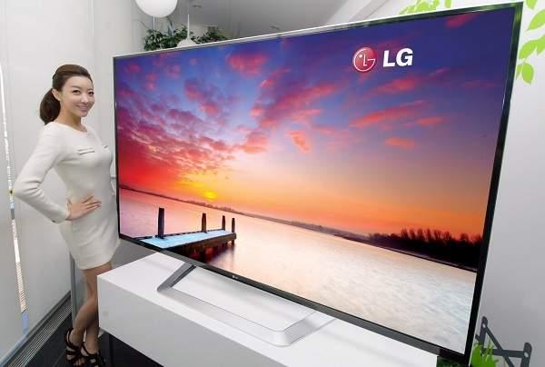 TV LG Teknologi Quantum Dot 4K Meluncur Januari