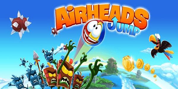 Airhead Jump, Main Game Lompat-Lompat di Zenfone