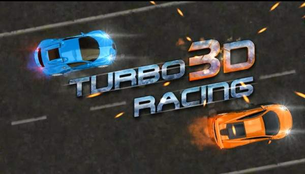 Turbo Racing 3D,Game Tabrak-Tabrakan di Smartphone Anda