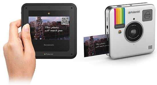 Polaroid Socialmatic, Kamera Android dengan Mood Assistant