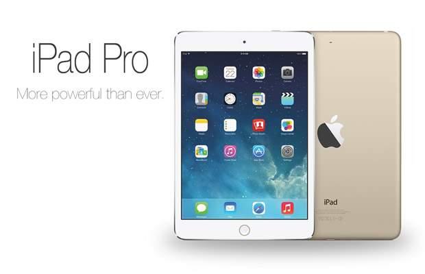 iPad Pro, Tablet Anyar Apple dengan Layar 12,9 Inci
