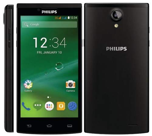 Philips S398, Quad Core Berlayar 5 Inci Harga Murah