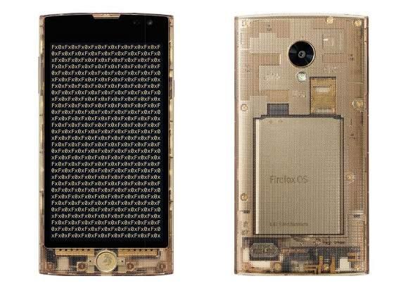 LG Fx0, Smartphone Transparan Ekslusif untuk Pasar Jepang