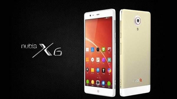 ZTE Nubia X6, Mewah Dengan Layar 6,4 Inci dan Snapdragon 801