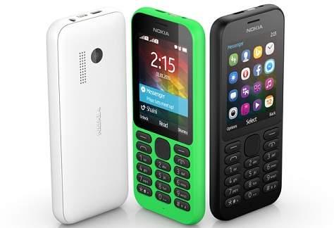 Nokia 215, 29 Hari Tanpa Charging