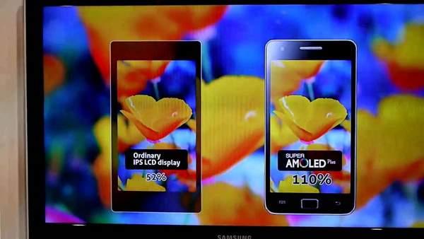 Beda Layar Jenis LCD, TFT, IPS LCD, AMOLED dan S-AMOLED