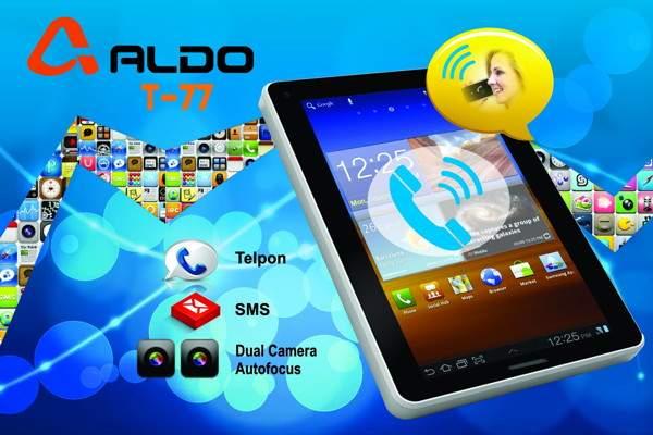 Aldo T33, Android Lokal 7 Inci Rp700an Ribu