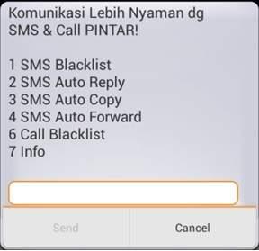 Ini Cara Blokir SMS Penipuan Mama Minta Pulsa