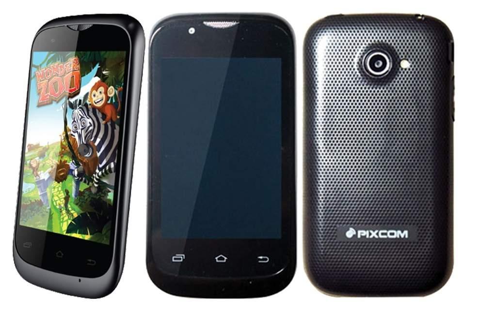 Harga dan Spesifikasi Pixcom Life Fun