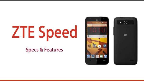 ZTE Speed, Android Sejutaan dengan Snapdragon 410