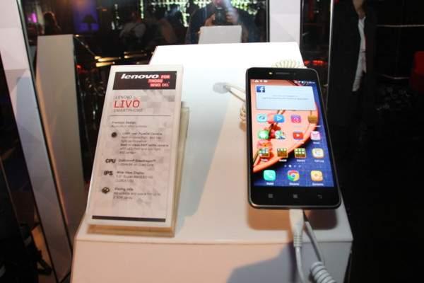 Lenovo LIVO dan S580, Duo Pamungkas Beda Kelas