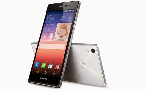 Huawei Ascend P8 Hadir dengan Mesin HiSilicon Kirin