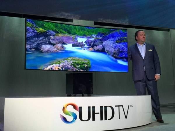 TV Samsung dengan OS Tizen Siap Menyerbu