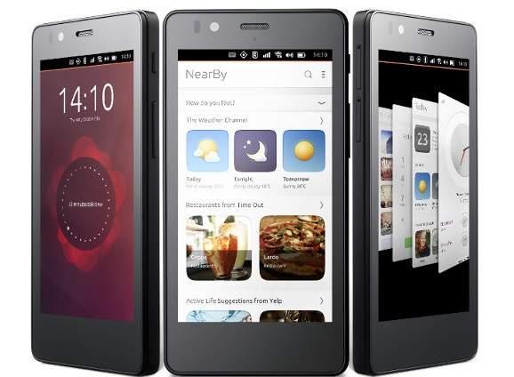 Inilah Smartphone Pertama dengan Sistem Operasi Ubuntu Touch