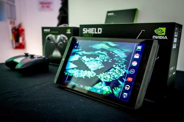 Nvidia Shield Tablet Versi 2015, Tak Hanya untuk Gamers