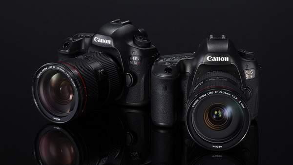Canon EOS 5D, Kamera Beresolusi 50 MP dengan Dua Varian