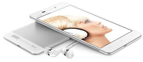 Vivo X3S, Smartphone Octa Core Tipis