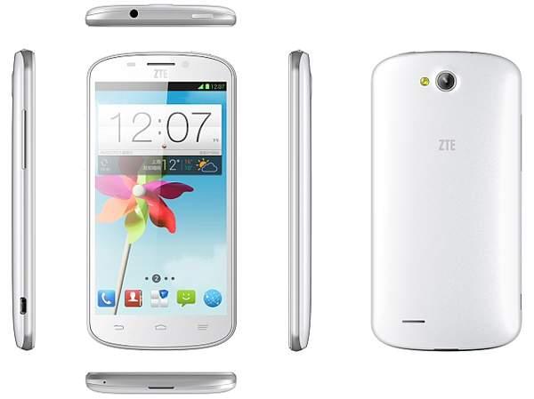 ZTE N919D, Smartphone Quad Core Hanya Rp1,4 juta