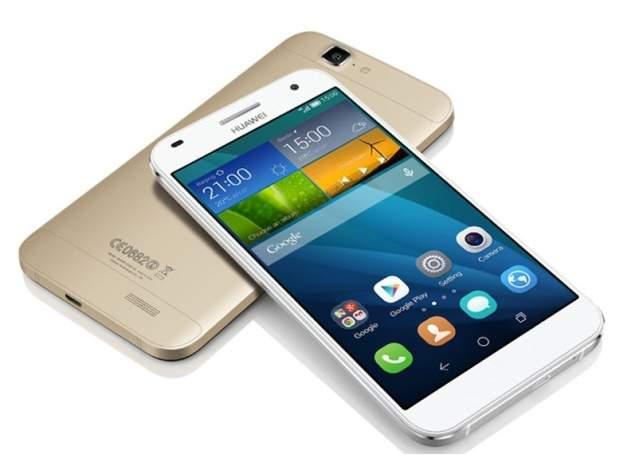 Huawei Ascend G7 Menawarkan 4G dan Layar Besar