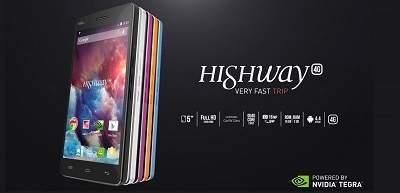 Wiko Highway 4G, Masuk Indonesia Bermodalkan Chipset Quad Core Nvidia