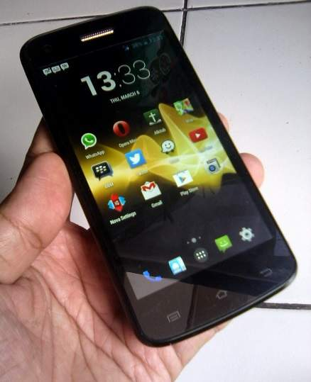 Evercoss A7R, Ponsel Quad Core Mediatek Sejutaan