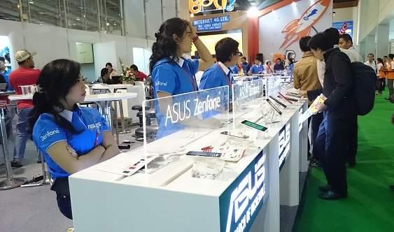 Berikut Perbandingan Harga Asus Zenfone di Mega Bazaar 2015 dan ITC Roxy Mas