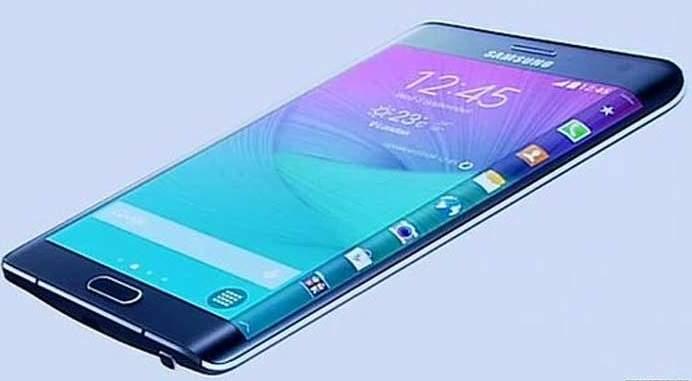 Galaxy Note Edge Dijual Rp10,999 di Mega Bazaar 2015