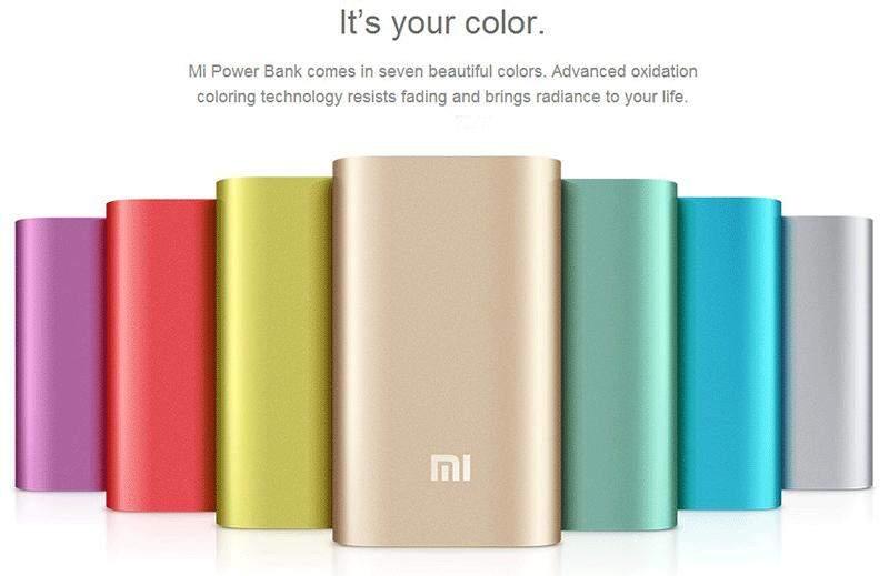 Daftar Harga Powerbank Xiaomi Maret 2015