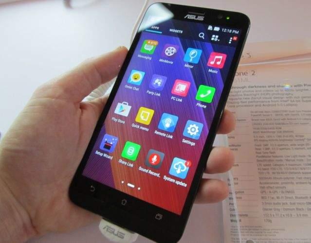 Ini Varian Zenfone 2 yang Masuk ke Indonesia