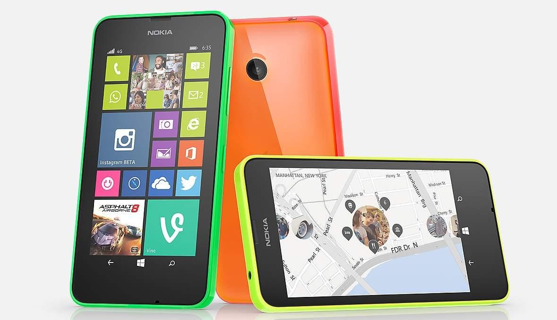 Muncul Lagi, Nokia Lumia 635 Kini Pakai RAM 1 GB