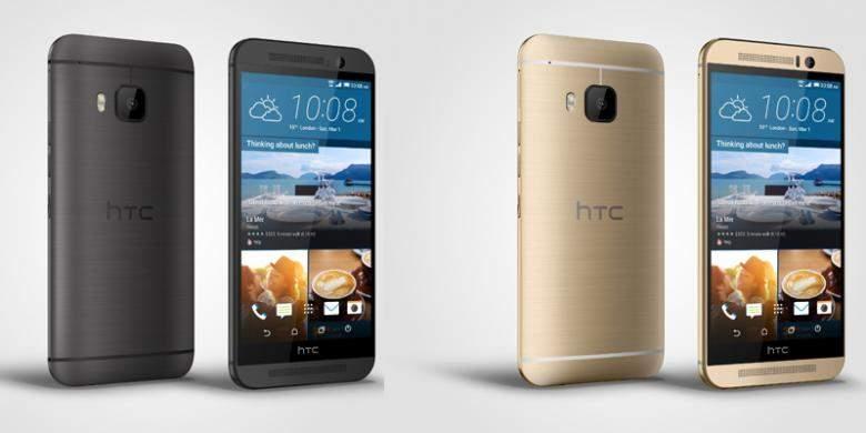 Inilah Harga HTC One M9 Varian 32GB dan 64GB
