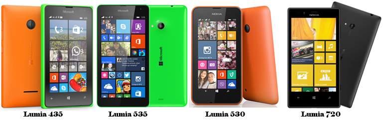 Harga Murah Smartphone Lumia Maret 2015