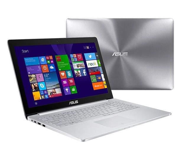 Asus Zenbook Pro UX501, Laptop 15,5 inci dengan VGA GeForce GTX 960M